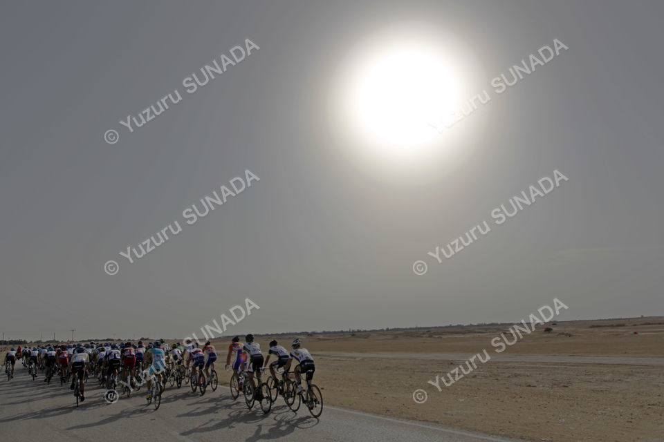 2011 Tour of Qatar Stage 02