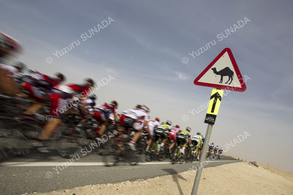 2012 Tour of Qatar Stage 03
