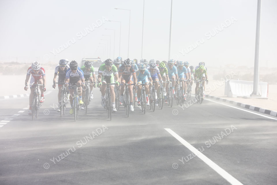 2013 Tour of Qatar Stage 01