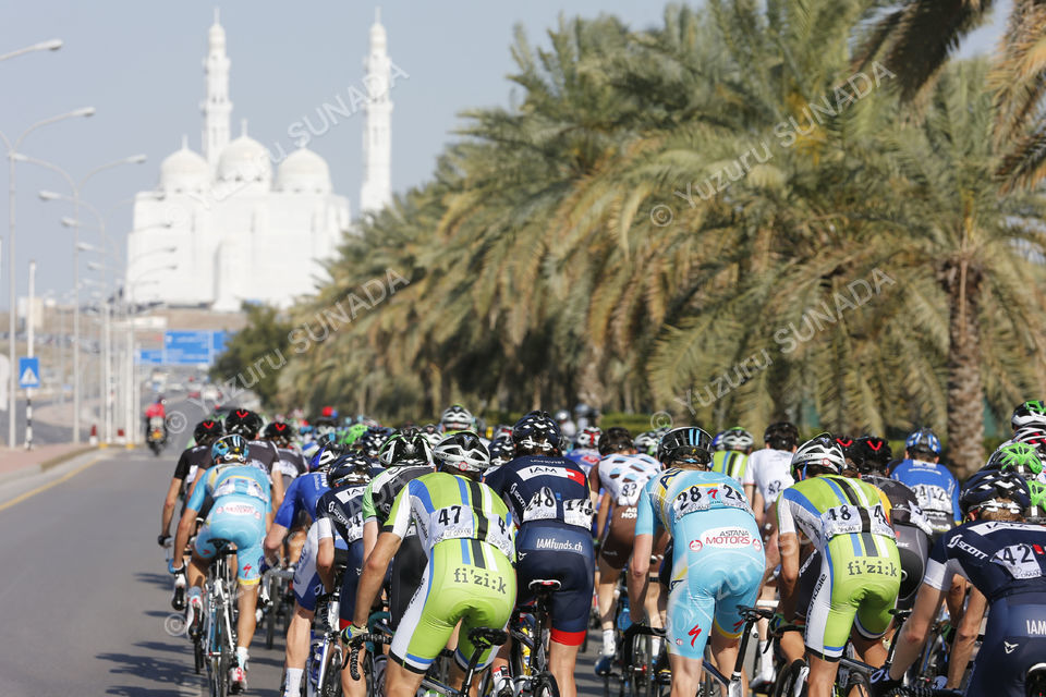 2014 Tour of Oman Stage 06