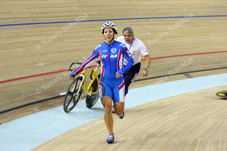 2007-2008 Track World Cup Round 2 Women Keirin