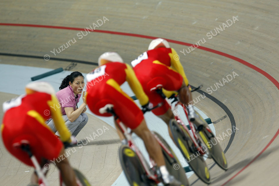 2009 Track World Championships Men Team Pursuit